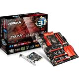 ASRock Fatal1ty Z97X Killer/3.1 Intel Z97 So.1150 Dual Channel DDR3 ATX Retail