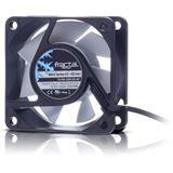 Fractal Design Silent Series R3 60x60x25mm 2500 U/min 20.7 dB(A) schwarz/weiß