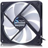 Fractal Design Silent Series 120x120x25mm 1200 U/min 20.5 dB(A) schwarz/weiß