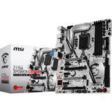 MSI Z170A XPOWER GAMING TITANIUM EDITION Intel Z170 So.1151 Dual Channel DDR4 ATX Retail