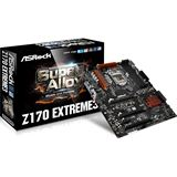 ASRock Z170 Extreme3 Intel Z170 So.1151 Dual Channel DDR4 ATX Retail