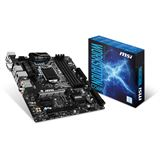 MSI C236M WORKSTATION Intel C236 So.1151 Dual Channel DDR4 mATX Retail