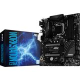 MSI C236A WORKSTATION Intel C236 So.1151 Dual Channel DDR4 ATX Retail