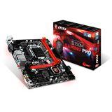 MSI B150M GAMING PRO Intel B150 So.1151 Dual Channel DDR4 mATX Retail