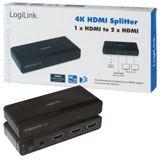 LogiLink 4K HDMI Splitter, 2-fach