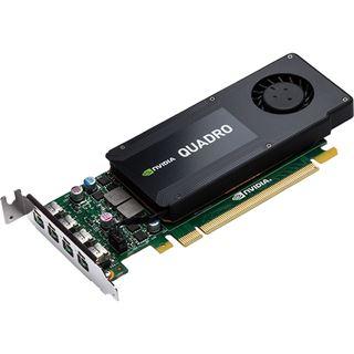4GB PNY Quadro K1200 Aktiv PCIe 2.0 x16 (Retail)