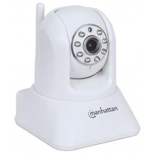Manhattan HomeCam IPCam Indoor 1MP WLAN Nachtsicht mit App