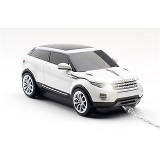 Pawas Trading GmbH Click Car Range Rover Evoque USB weiß (kabelgebunden)