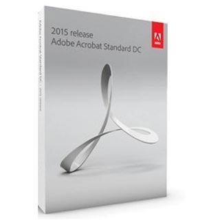 Adobe Acrobat Std DC 2015 engl. Win