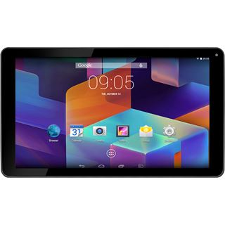 """10.1"""" (25,65cm) Hannspree HANNSpad T75 WiFi/Bluetooth V4.0 8GB schwarz"""