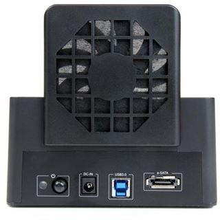 """Startech Dockingstation für 1x 3.5"""" und 1x 2,5"""" Festplatten (SDOCKU33EF)"""