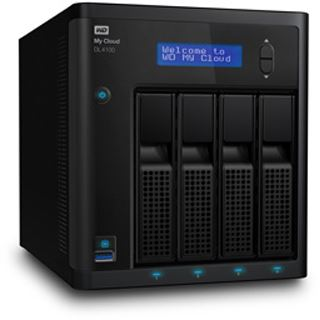 WD My Cloud DL4100 24 TB (4x 6000GB)