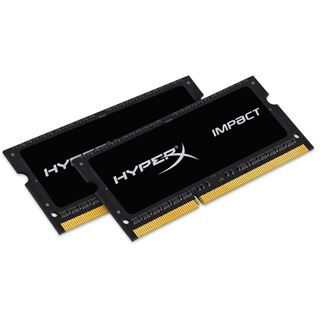 8GB HyperX Impact DDR3L-1866 SO-DIMM CL11 Dual Kit