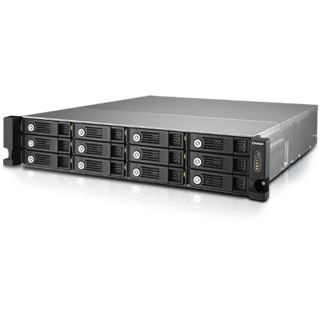 QNAP Turbo Station TVS-1271U-RP-i7-32G ohne Festplatten
