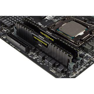 8GB Corsair Vengeance LPX schwarz DDR4-2400 DIMM CL14 Dual Kit