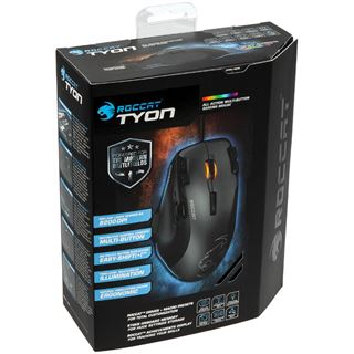 Roccat Tyon USB schwarz (kabelgebunden)