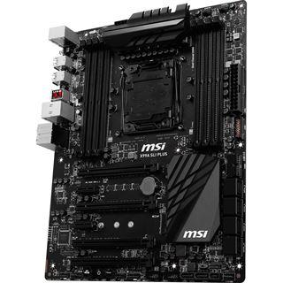 MSI X99A SLI Plus Intel X99 So.2011-3 Quad Channel DDR4 ATX Retail