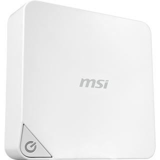 MSI Barebone Cubi-W3805U2GXXDXX1MB I3805U/2GB/128GB/OS