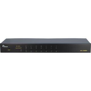 Inter-Tech AS-3108DU 8-fach VGA-KVM-Switch