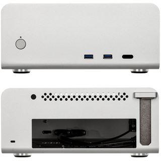 Streacom F7C Alpha Desktop ohne Netzteil silber