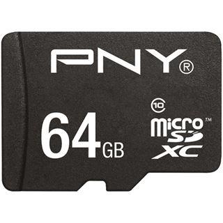 64 GB PNY Performance microSD Class 10 Retail