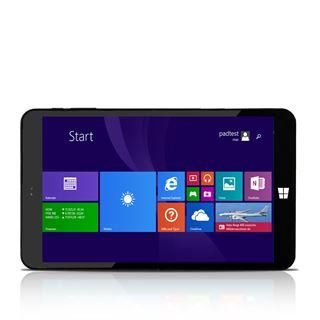 """8.0"""" (20,32cm) XORO PAD 8W4 Plus WiFi/Bluetooth V4.0 64GB schwarz"""