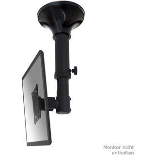 Newstar FPMA-C025BLACK Deckenhalterung schwarz