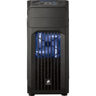 Corsair Carbide SPEC-01 LED blau mit Sichtfenster Midi Tower ohne Netzteil schwarz