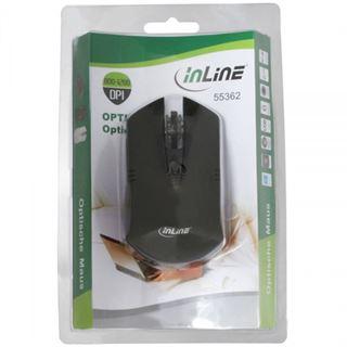 InLine 55362 USB schwarz (kabelgebunden)