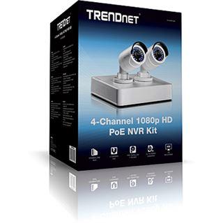 Trendnet 4-Channel 1080P HD POE NVR KIT