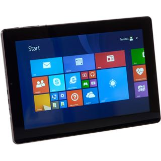 "10.1"" (25,65cm) TerraTec Pad 10 Plus WiFi/Bluetooth V4.0 32GB schwarz"