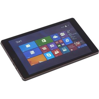 "8.0"" (20,32cm) TerraTec Pad 8 WiFi/Bluetooth V4.0 16GB schwarz"