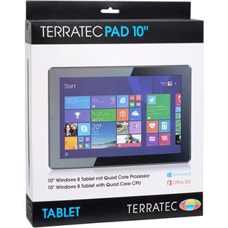 "10.1"" (25,65cm) TerraTec Pad 10 WiFi/Bluetooth V4.0 16GB schwarz"