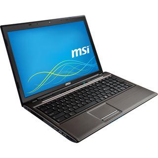 """Notebook 15.6"""" (39,62cm) MSI CR61 2M - CR61-2Mi51"""