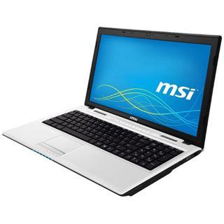 """Notebook 15.6"""" (39,62cm) MSI CR61 2M - CR61-2Mi51W"""