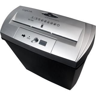 Logilink Aktenvernichter für Papier/CDs/Kreditkarten AV501