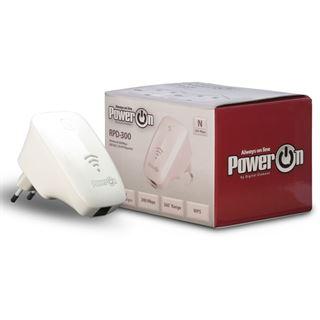 """Inter-Tech """"PowerOn"""" Repater/Router RPD-300"""