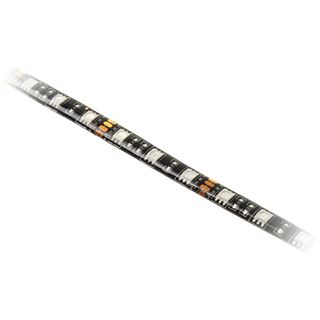 Aqua Computer RGB-LED Strip, IP65, 25cm schwarz