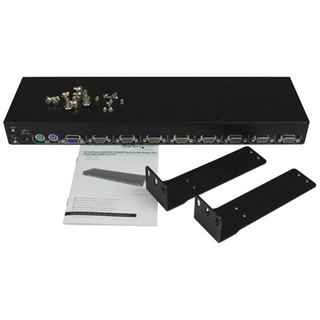 Startech 8 Port KVM Switch