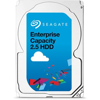 "1000GB Seagate Enterprise Capacity 2.5 HDD ST1000NX0303 128MB 2.5"" (6.4cm) SATA 6Gb/s"