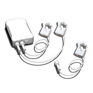 Z-Wave Aeon Labs Zangenamperemeter mit drei Zangen