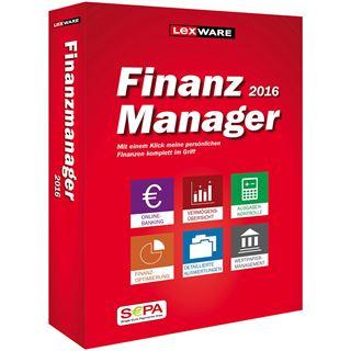 Lexware FinanzManager 2016 FFP