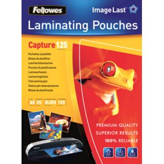 Fellowes Laminierfolie ImageLast A5 125 Mikron 25er Pack