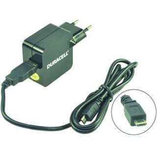 Duracell Netzladegerät Micro USB 2,4A