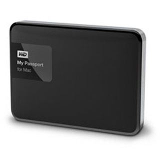 "1000GB WD My Passport Ultra for mac WDBJBS0010BSL-EESN 2.5"" (6.4cm) USB 3.0 schwarz/silber"