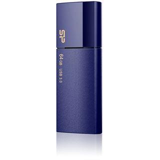 64 GB Silicon Power Blaze B05 blau USB 3.0