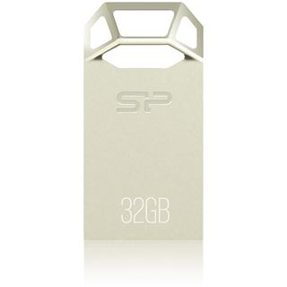 32 GB Silicon Power Touch T50 silber USB 2.0