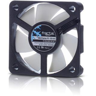 Fractal Design Silent R3 50x50x10mm 3500 U/min 19 dB(A) schwarz/weiß