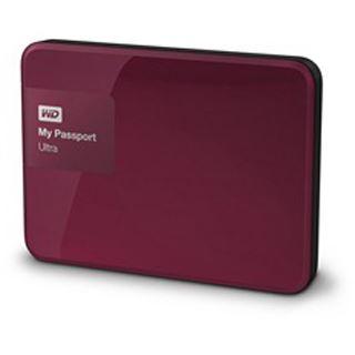 "2000GB WD My Passport Ultra WDBBKD0020BBY-EESN 2.5"" (6.4cm) USB 3.0 rot"