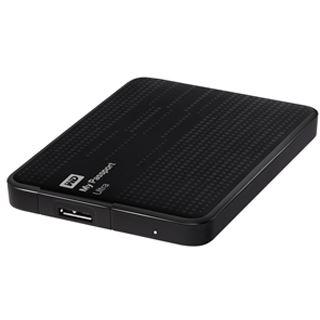 "500GB WD My Passport Ultra WDBWWM5000ABK-EESN 2.5"" (6.4cm) USB 3.0 schwarz"